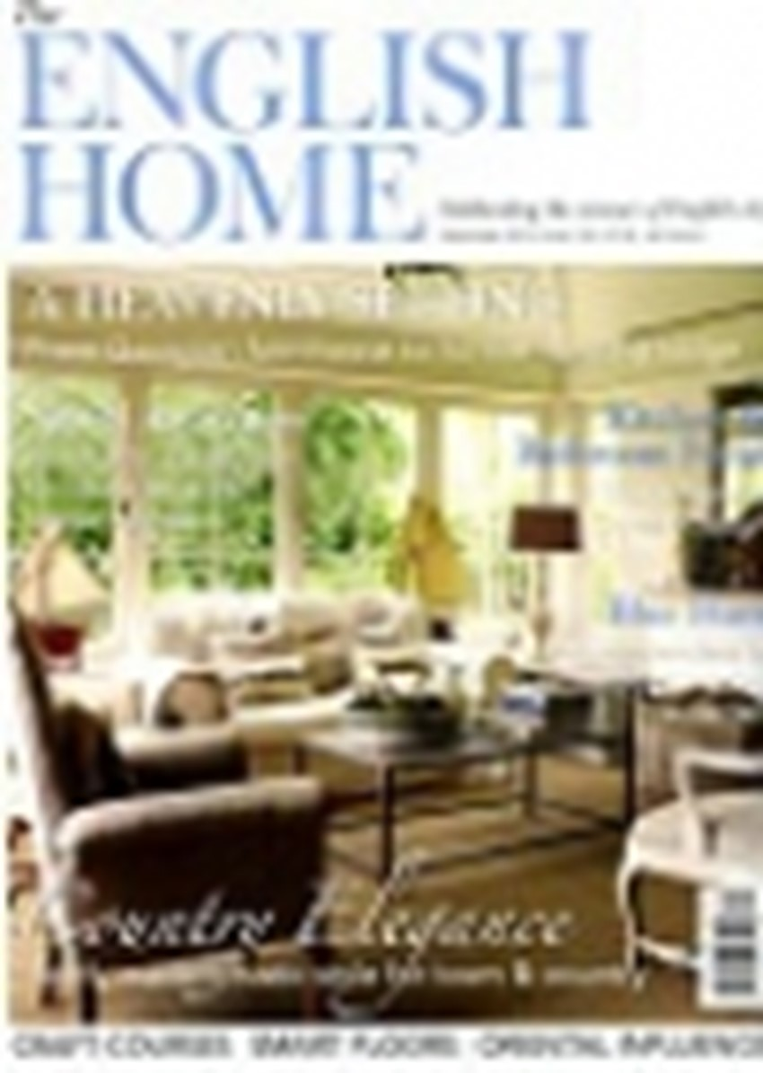 The English Home 8
