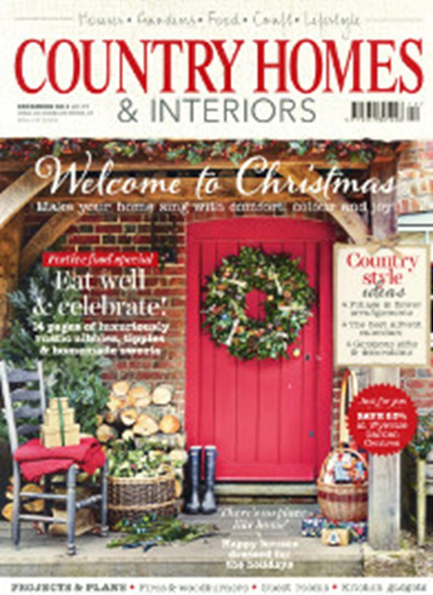 Country Homes Interiors December 2 0 1 4