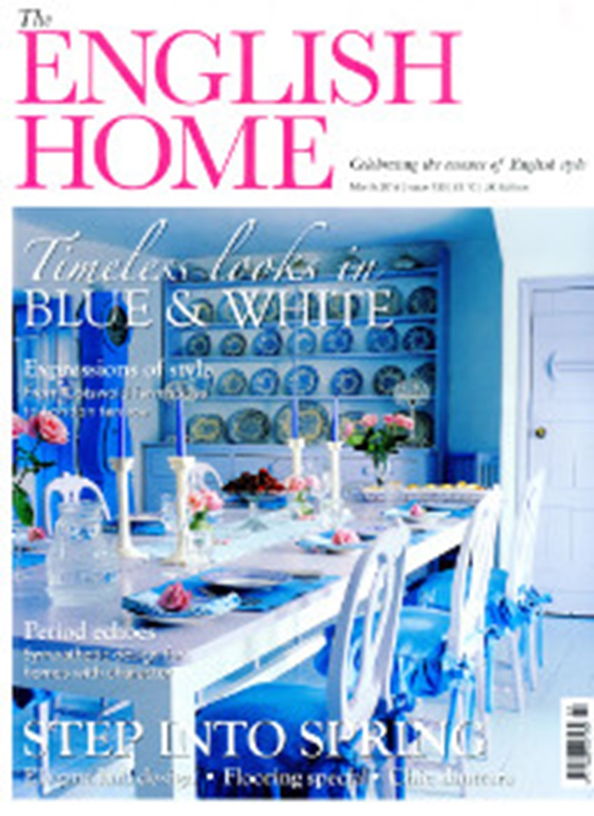 The English Home March 2 0 1 6