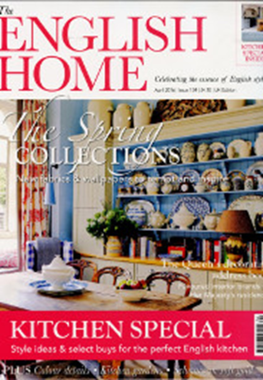 The English Home April 2 0 1 6