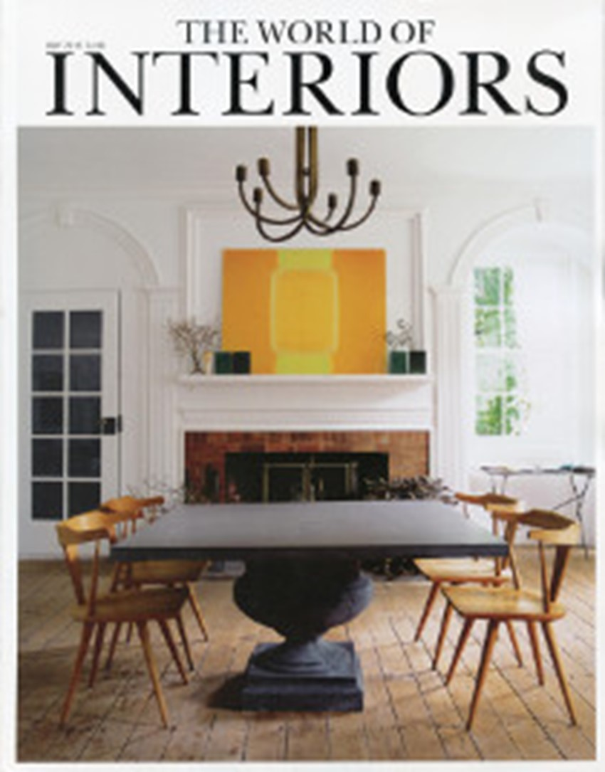 The World Of Interiors May 2 0 1 6