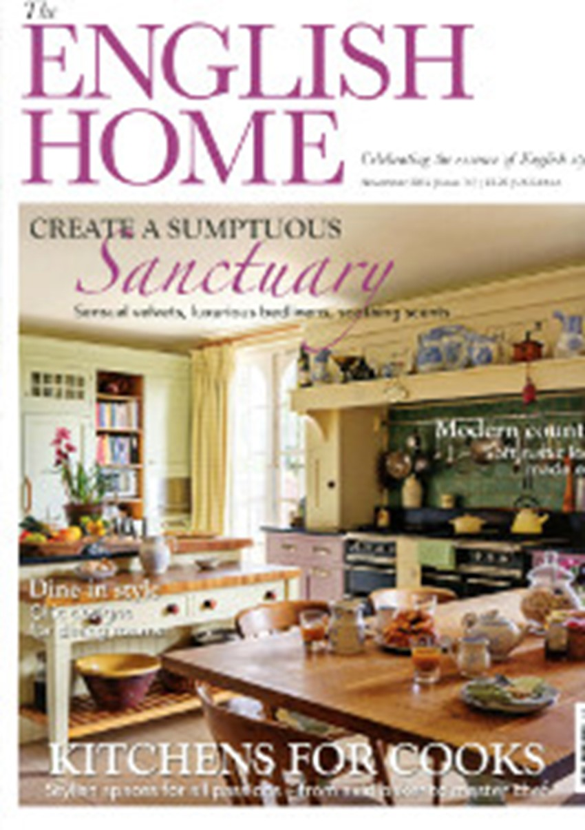 The English Home November 2 0 1 6
