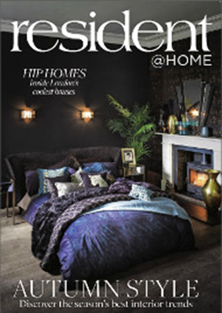 Resident At Home November 2 0 1 6 Cover