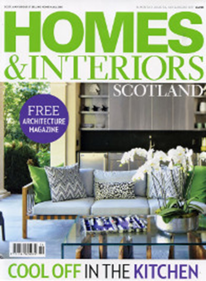 Homes Interiors Scotland July August 2 0 1 7