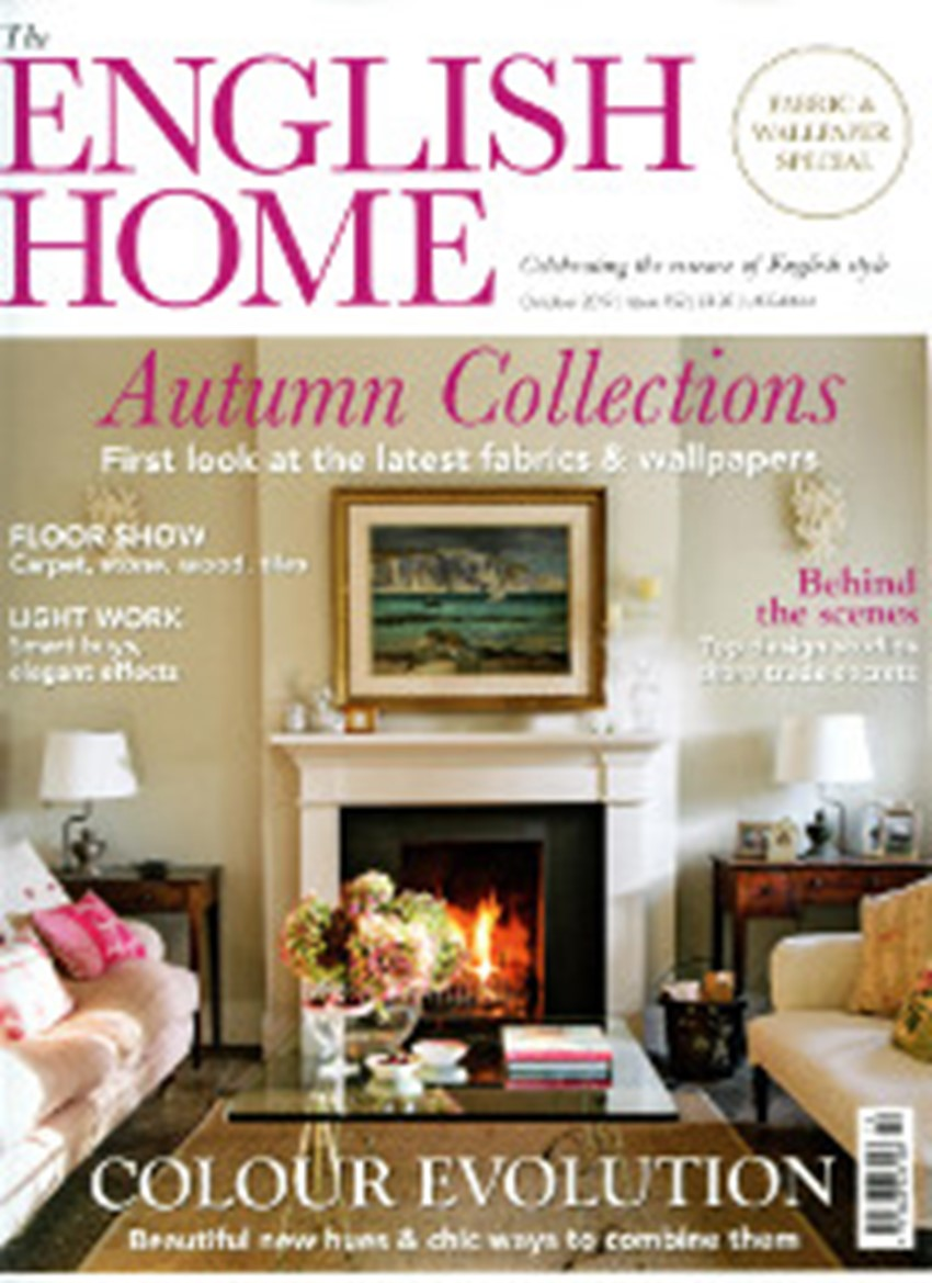 The English Home October 2 0 1 7