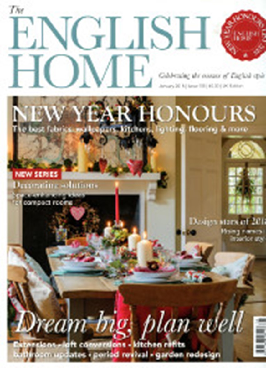 The English Home January 2 0 1 8