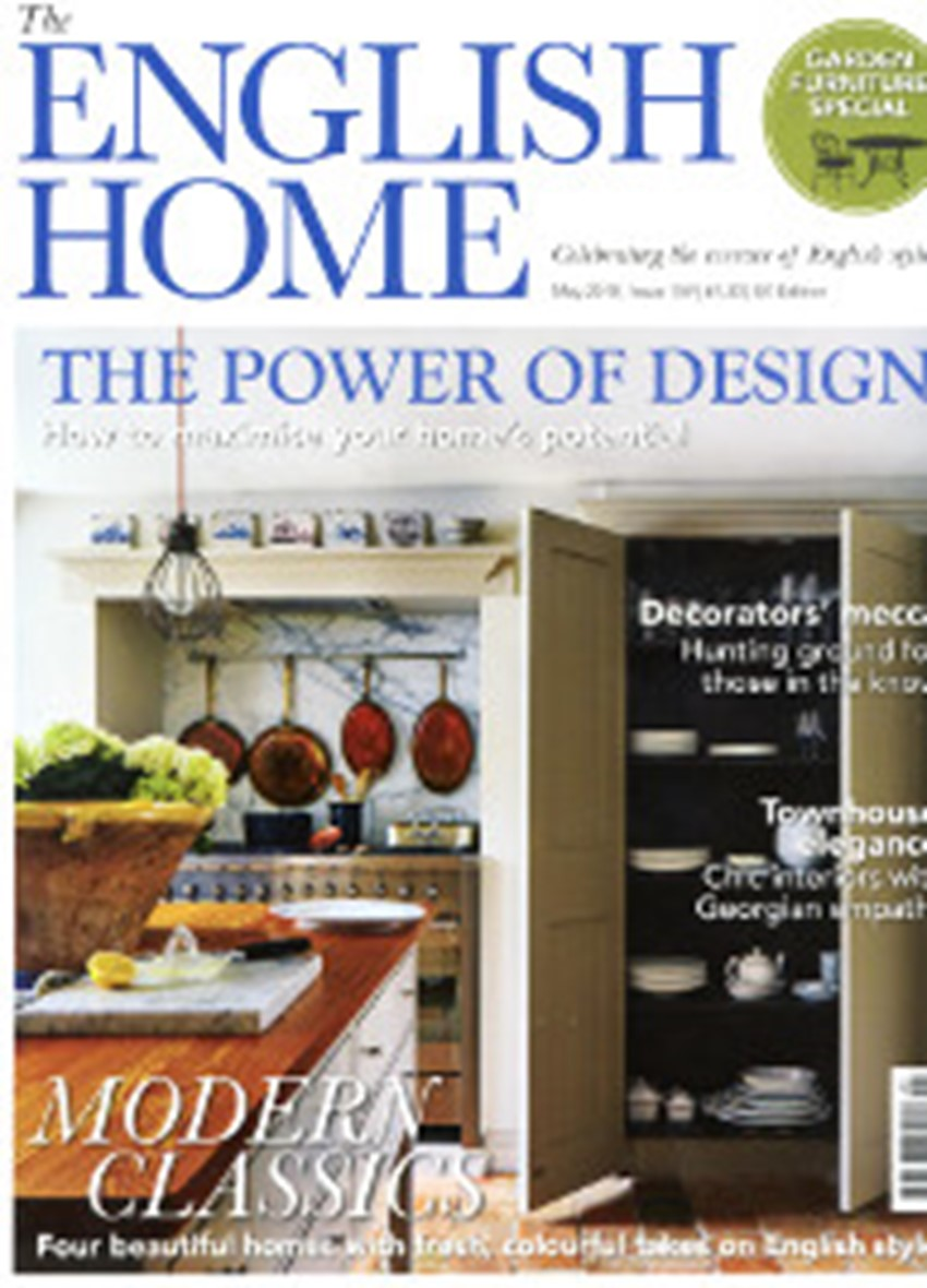 The English Home May 2 0 1 8