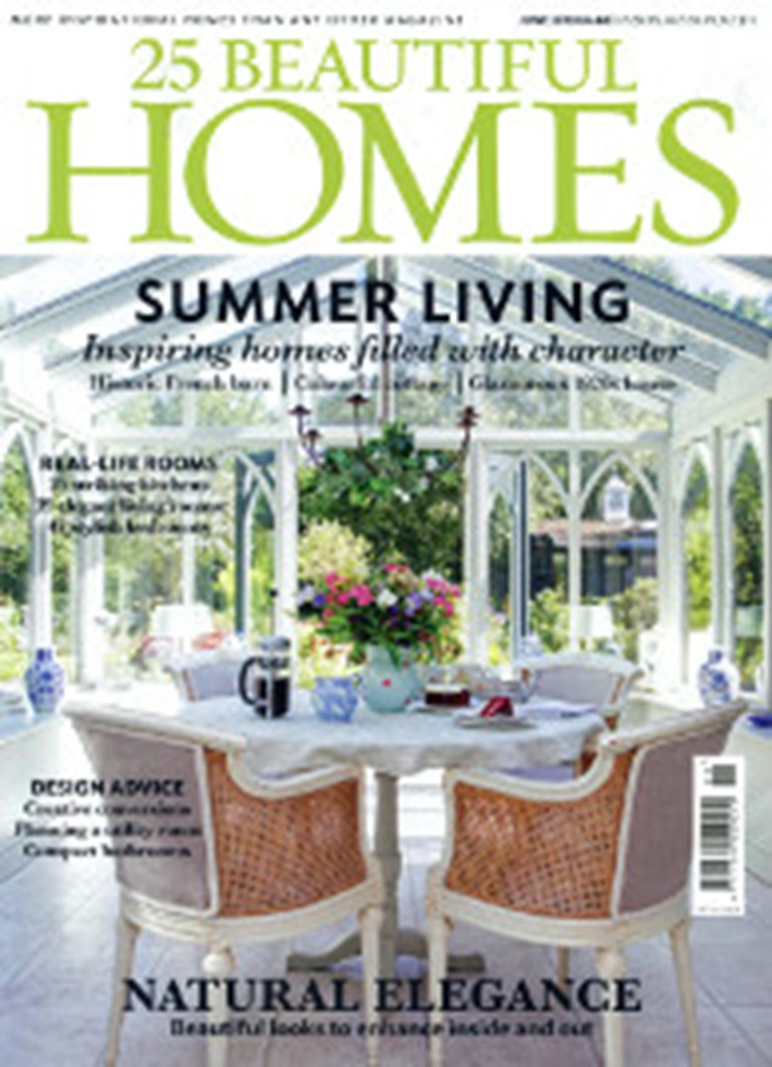 2 5 Beautiful Homes June 2 0 1 8