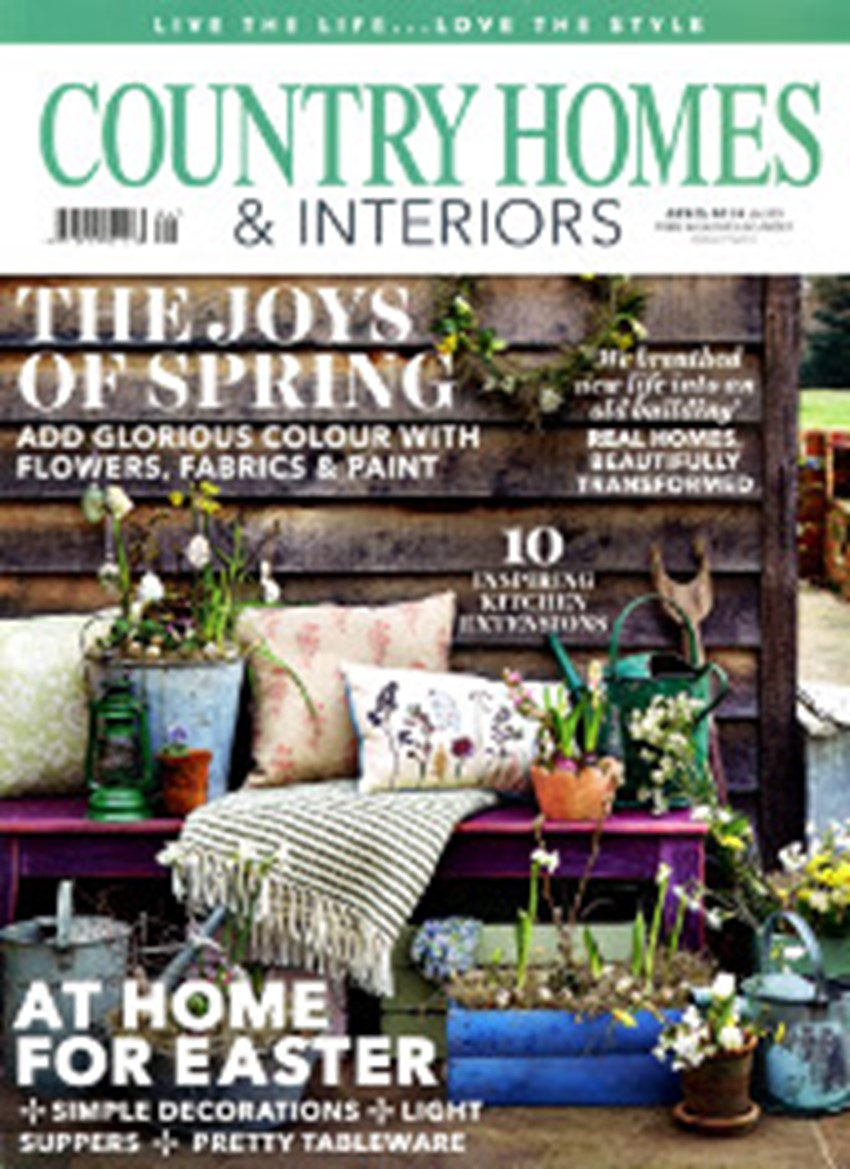 Country Homes Interiors April 2 0 1 9