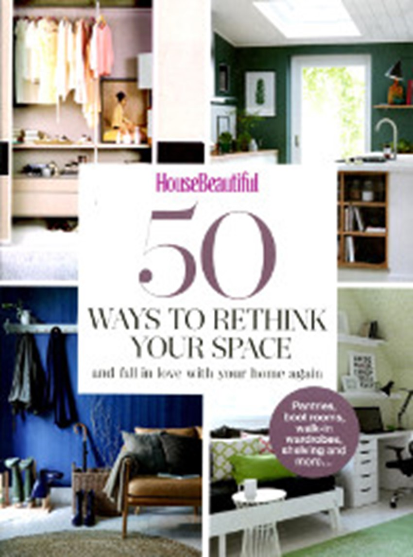 House Beautiful 5 0 Ways To Rethink Your Space Supplement April 2 0 1 9