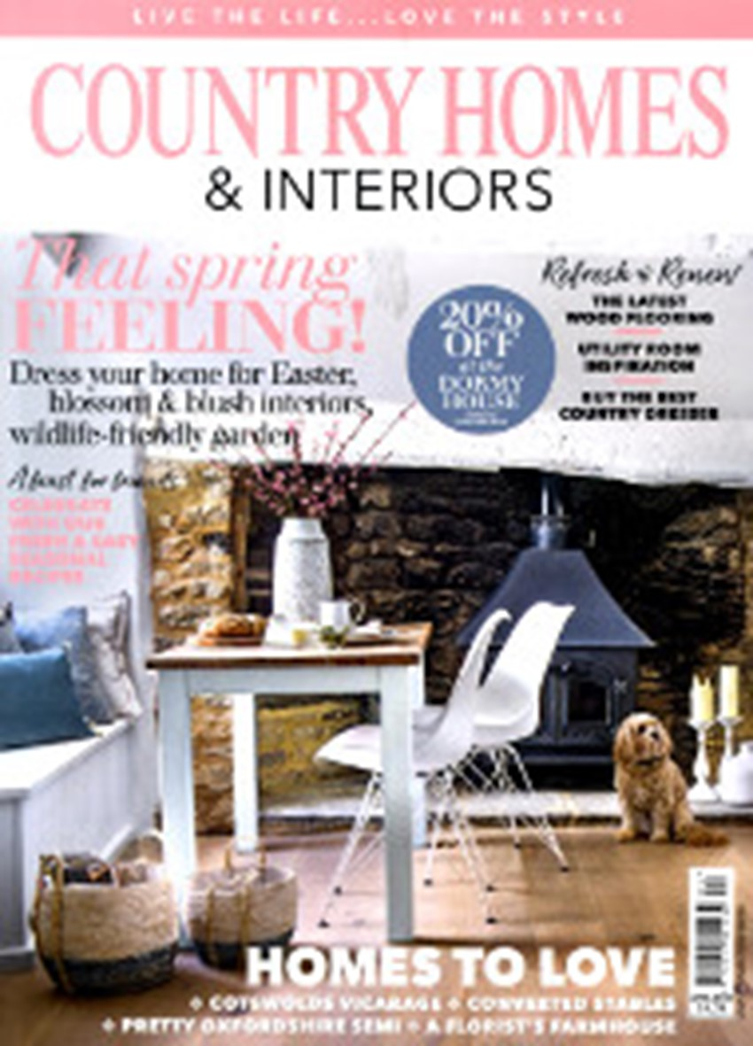 Country Homes Interiors April 2 0 2 0